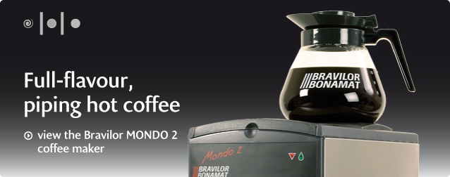 view the Bravilor MONDO 2 coffee maker