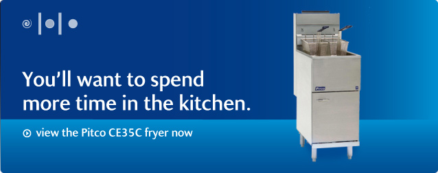 view the Pitco CE35C fryer now