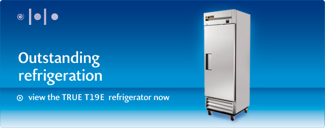 view the TRUE T19E refrigerator now