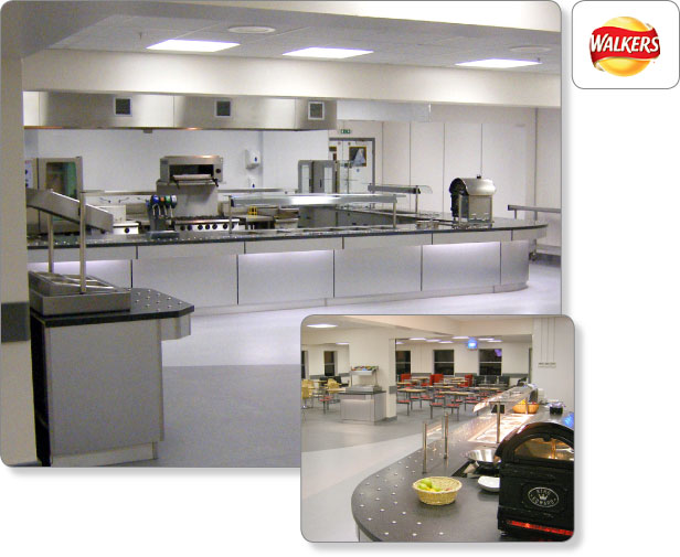 Walkers Crisps Kitchen