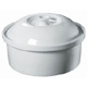 Casserole Dish 1.5 Litre 20 x 10cm F17-W Pack of 4