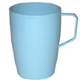 Sky Blue Polycarbonate Beaker with Handle H0904