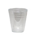 Clear Fluted Polycarbonate Tumbler (20cl/7oz) H2020
