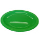 Emerald Narrow Rimmed Polycarbonate Plate (23cm/9