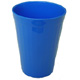 Blue Fluted Polycarbonate Tumbler (20cl/ 7oz) H2008