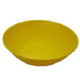 Yellow Polycarbonate Cereal Bowl H0807