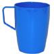 Blue Polycarbonate Beaker with Handle H0908