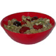 Red Polycarbonate Cereal Bowl H0810