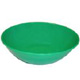 Emerald Polycarbonate Rimmed Bowl H2809