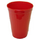 Red Fluted Polycarbonate Tumbler (20cl/ 7oz) H2010