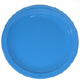 Blue Narrow Rimmed Polycarbonate Plate (23cm/9
