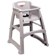 Rubbermaid Platnum Sturdy Chair� Youth Seat R050836