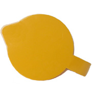 Yellow Polycarbonate Lid for 1.1 Litre Jug H4107