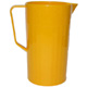 Yellow Polycarbonate Jug (1.1 Litre) H4007