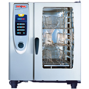 Rational Combination-Steam Oven SCC101E