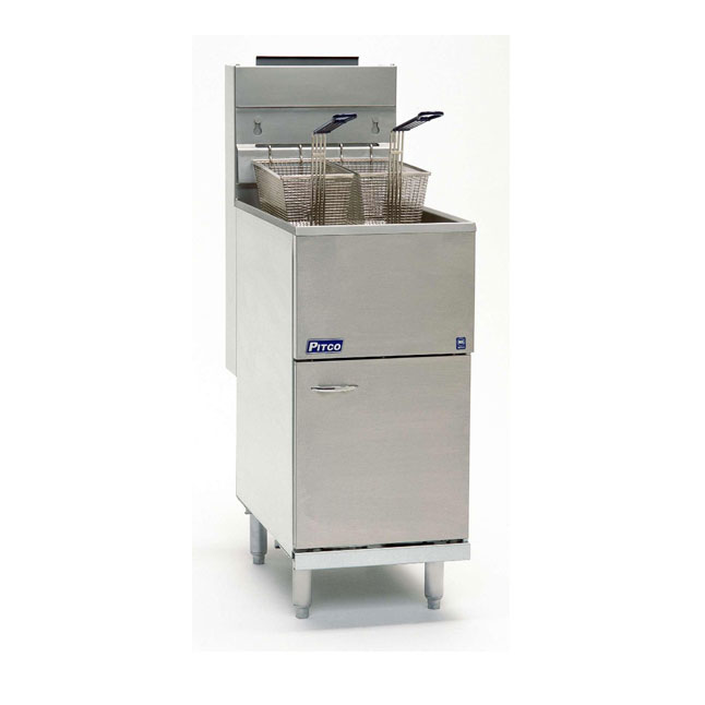 Pitco Twin Basket Fryer CE-35C