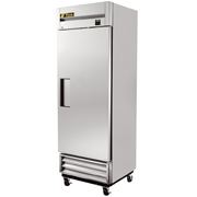 True Upright Refrigerator Single Door T-19E